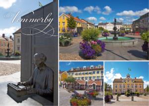 Vykort Vimmerby